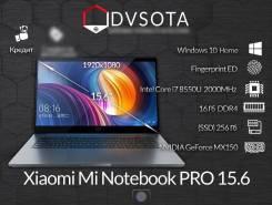 "Xiaomi Mi Notebook Pro 15.6. 15.6"", 4,0ГГц, ОЗУ 8 Гб, диск 256Гб, WiFi, Bluetooth, аккумулятор на 10ч."