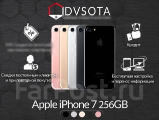 Apple iPhone 7. Новый, 256 Гб и больше, Золотой, Красный, Серебристый, Черный, 4G LTE, Защищенный