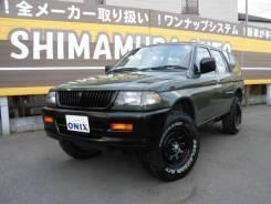 Mitsubishi Challenger. автомат, 4wd, 3.0 (185л.с.), бензин, 137 000тыс. км, б/п, нет птс. Под заказ