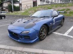 Mazda RX-7. механика, задний, 1.3 (280л.с.), бензин, 56 000тыс. км, б/п, нет птс. Под заказ