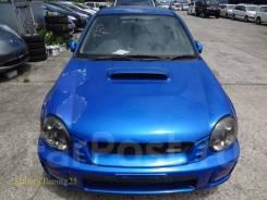 Ноздря в капот Subaru Impreza WRX STI GD GG Лупатка Forester SG5 ++ во Владивостоке