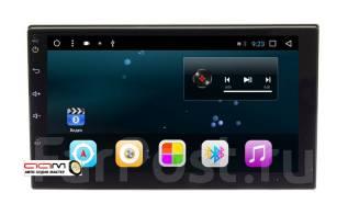Магнитола Carmedia CF3040MТ8 станция 2 din Android 7.1