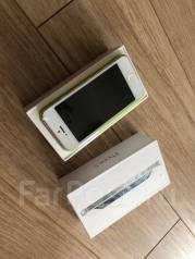 Apple iPhone 5. Б/у, Белый, 4G LTE