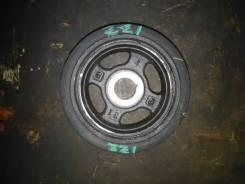 Шкив коленвала, Toyota WISH, 1ZZ-FE