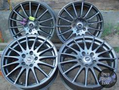 "Hot Stuff Cross X-Speed. 7.0x17"", 5x114.30, ET50, ЦО 67,0 мм."