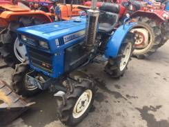 Iseki. Японский трактор TX1510 4WD без пробега, 15 л.с.