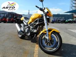 Ducati Monster 900. 900куб. см., исправен, птс, без пробега