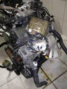 Контрактный двигатель Toyota 4S-FE трамблёрный