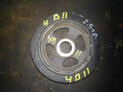 Шкив коленвала, Mitsubishi, 4B11