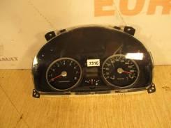 Панель приборов. Hyundai Getz, TB Hyundai Click Двигатели: D3EA, D4FA, G4EA, G4EDG, G4EE, G4HD, G4HG