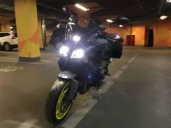 Yamaha MT-10, 2016. 160куб. см., исправен, птс, с пробегом