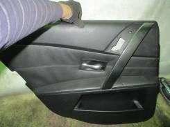 Обшивка двери. BMW 5-Series, E60, E61 Двигатели: M47TU2D20, M57D30TOP, M57D30UL, M57TUD30, N52B25UL, N62B40, N62B48