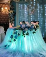 Свадьба в Ресторане Chateau De Fleurs
