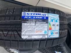 Vitour Ice Line. Зимние, без шипов, 2018 год, без износа, 4 шт