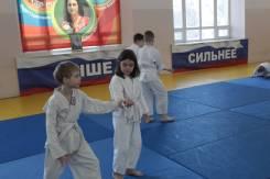 Сибирская ассоциация айкидо проводит набор детей