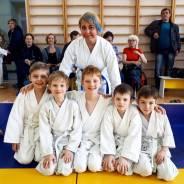 Сибирская ассоциация айкидо проводит набор детей в новую группу