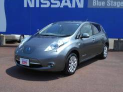 Nissan Leaf. автомат, передний, электричество, 110тыс. км, б/п. Под заказ