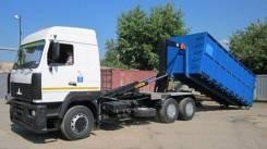 Автосистемы АС-20М. Мультилифт АС-21м5 на шасси МАЗ 6312С9-529-012 нав hyvalift