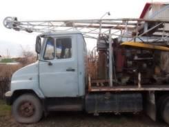 Геомаш УГБ-001. Продается Буравая установка УГБ на базе Бычка. ОТС, 4 250куб. см., 3 000кг.