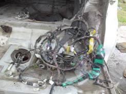 Проводка салона. Mazda 626