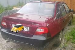 Daewoo Nexia. Без водителя