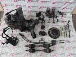 МКПП. Toyota Celica, ST205 Двигатель 3SGTE