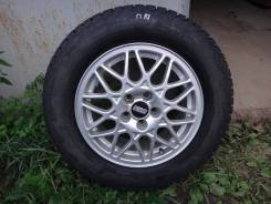 "Продам колеса 205/65/15. 6.5x15"" 5x100.00 ET43 ЦО 56,1мм."