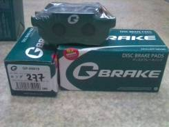 Колодки тормозные G-brake GP-05019