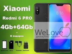 Xiaomi Redmi 6 Pro. Новый, 64 Гб, 4G LTE