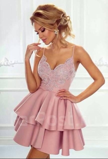 86cfdd4444b NEW! Модное коктейльное платье! Польша - Основная одежда во Владивостоке