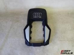 Крышка двигателя. Audi A8, 4H2, 4H8, 4HL, 4HC Audi A5, 8T3, 8TA Audi S8, 4H2, 4H8 Audi S5, 8T3, 8TA Двигатели: CDMA, CDRA, CDSB, CDTA, CDTB, CEJA, CEU...