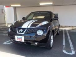 Nissan Juke. вариатор, передний, 1.5 (114л.с.), бензин, 90тыс. км, б/п. Под заказ