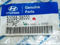 Сальник привода. Hyundai Santa Fe Двигатели: D4BB, D4BH
