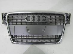 Решетка радиатора. Audi A4, 8K2, 8K5 Audi Quattro Двигатели: CABA, CABB, CAEA, CAEB, CAGA, CALA, CAPA, CCLA, CCWA, CDHA, CDHB, CDNB, CDNC, CJCA