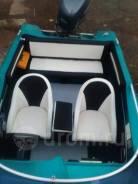 Pantera. 2001 год год, длина 4,80м., двигатель подвесной, бензин