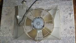Вентилятор охлаждения радиатора. Toyota: Platz, ist, Sienta, Vitz, XA, Porte, Scion, WiLL Vi, Echo, Probox, Yaris Verso, Funcargo, Raum, Yaris, Echo V...