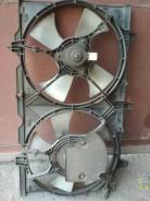 Вентилятор охлаждения радиатора. Nissan Avenir, PNW10 Двигатели: SR20DE, SR20DET, SR20