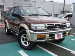 Nissan Terrano. автомат, 4wd, 2.7 (130л.с.), дизель, 120 000тыс. км, б/п, нет птс. Под заказ