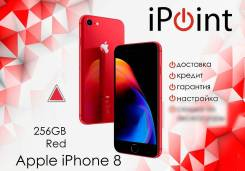Apple iPhone 8. Новый, 256 Гб и больше, Красный