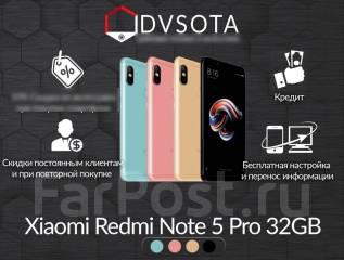 Xiaomi Redmi Note 5. Новый, 32 Гб, Золотой, Черный, 3G, Dual-SIM, Защищенный