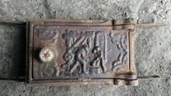 Дверца печная три штуки, одним лотом СССР. Оригинал