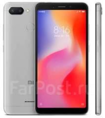 Xiaomi Redmi 6. Новый, 32 Гб, Черный, 4G LTE, Dual-SIM