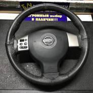 Руль. Nissan Note, E11, E11E CR14DE, HR16DE, K9K