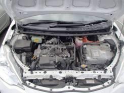 Двигатель 1Nzfxe Toyota AQUA NHP10 2013 г. в. б/п