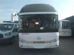 Higer KLQ6122B. Автобус туристический Higer, 49 мест, В кредит, лизинг