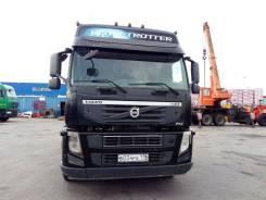 Volvo FMX13. Тягач седельный Volvo FM-Truck 6х4 б/у (2013 г., 476635км. ), 12 777куб. см., 15 000кг., 6x4
