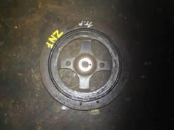 Шкив коленвала, Toyota, 1NZ-FE, под один ремень, 13407-21031
