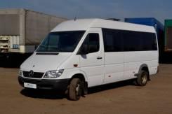 Mercedes-Benz Sprinter 211 CDI. Микроавтобус Mercedes-BENZ 223201 CDI Sprinter, 17 мест