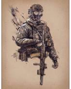 Командир отделения. Росгвардия
