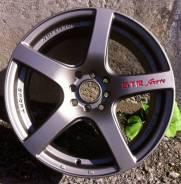 """Sakura Wheels. 7.5x17"""", 4x100.00, 4x114.30, ET40, ЦО 73,1мм."""